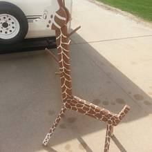 Kids coat hanger - Woodworking Project by Jeff Vandenberg
