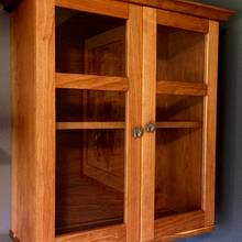 Cherry Cabinet - Woodworking Project by Manitario