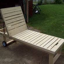 lounge chaie - Woodworking Project by jim webster