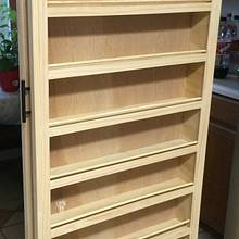 Pull Out Pantry - Woodworking Project by TonyCan