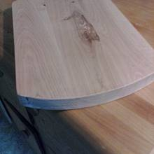 Cutting board #2 - Woodworking Project by James L Wilcox