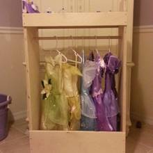 Dress Up Cart - Woodworking Project by David E.