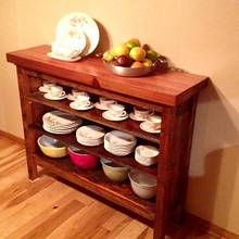 Barn wood cabinet - Woodworking Project by Boone's Woodshed