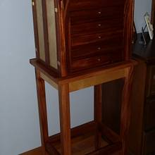 Jewelry Box - Woodworking Project by Rich Paeth