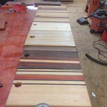 Edge grain Cutting boards - Woodworking Project by Jeff