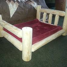 Pet bed - Woodworking Project by Peaceful creations