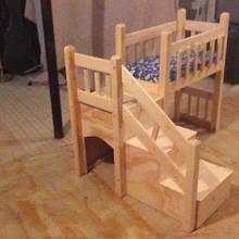Dog House - Dog Bed - Woodworking Project by Michael De Petro
