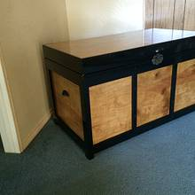 Toy chest  - Woodworking Project by David