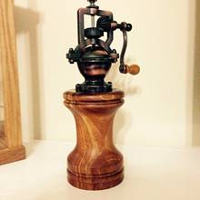 Pepper mill - Woodworking Project by Bill Higgins