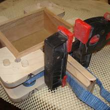 NEW BOX CLAMP (VIDEO ) - Woodworking Project by kiefer