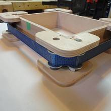 BOX CLAMP VER.2 - Woodworking Project by kiefer