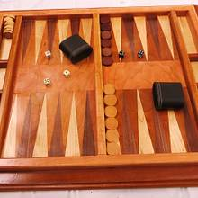 Backgammon Board - Woodworking Project by oldrivers