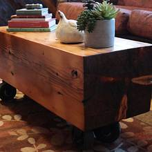Coffee table  - Woodworking Project by Boone's Woodshed