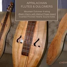Cherry Dulcimer - Woodworking Project by Jack Ferguson