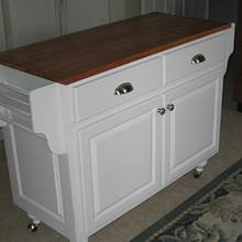 Kitchen Isand - Woodworking Project by baldwinlc