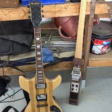 Electric guitars - Woodworking Project by Thorreain