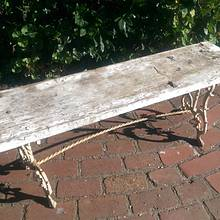 Garden Bench - Woodworking Project by Stan Pearse