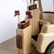 Golf cart - Woodworking Project by Dutchy