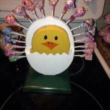 Spring Chicken  - Woodworking Project by David A Sylvester