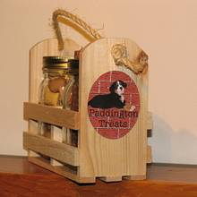Doggy Treat Storage - Woodworking Project by Railway Junk Creations