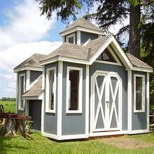 Garden Shed, Playhouse . - Woodworking Project by John L