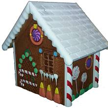 Gingerbread house - Woodworking Project by CNC Craze