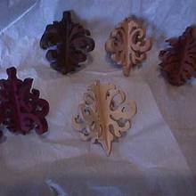 Ornaments - Woodworking Project by Kepy