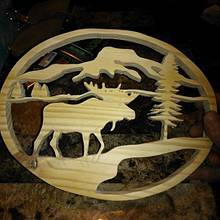 Scroll saw - Woodworking Project by Will