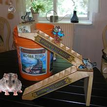 Stairway To Heaven Mouse Trap - Woodworking Project by David Bethune