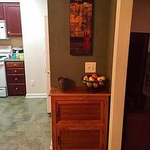 kitchen chest - Woodworking Project by Jeff