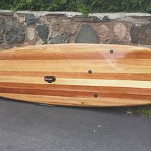 Wooden Stand Up Paddleboards  (SUP) - Woodworking Project by Mitch Breault