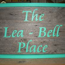 Custom Sign #6, This One Routed and Painted - Woodworking Project by Shin