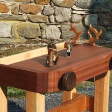 Moxon joinery bench - Woodworking Project by Lateralus