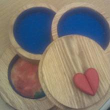 Sweetheart Box - Woodworking Project by Renee Turner