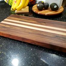 Cutting Board - Woodworking Project by Tim