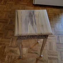 Small Decorative Table  - Woodworking Project by David Roberts