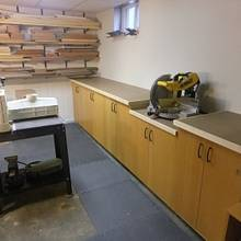 New Miter Station - Woodworking Project by SPalm