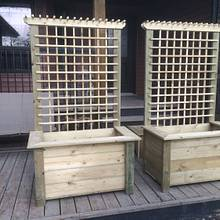 Planters,bench, kids table and chairs for outdoors - Woodworking Project by Rosebud613