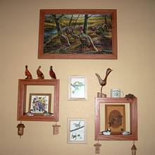 Shadow Box Style Puzzle Frame - Woodworking Project by Shin