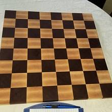 Checker or chess board. - Woodworking Project by mark@woodworkinstallation