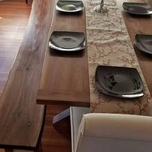Farm table - Woodworking Project by David A Sylvester