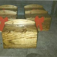 Toy Boxes  - Woodworking Project by Wheaties  -  Bruce A Wheatcroft   ( BAW Woodworking)