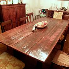 Dining Room Table - Woodworking Project by Briar