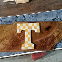 Rocky Top Plaque - Woodworking Project by John Caddell
