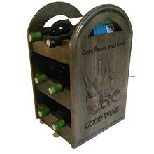 Wine Caddy - Woodworking Project by CNC Craze