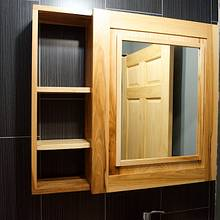 Bathroom Medicine Cabinet - Woodworking Project by Manitario