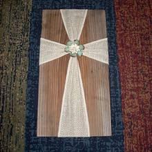 Prototype Cross Wall Art - Woodworking Project by Shin