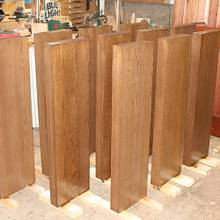 Custom Oak Treads and Landings  - Woodworking Project by Right Angle Woodworks