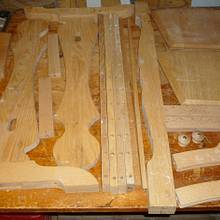 Heirloom Baby Cradle - Woodworking Project by Tony