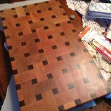 Basket weave - Woodworking Project by Jeff Moore